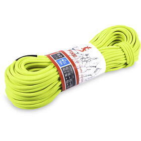 Fixe Monkey SPD FullDry Rope 9,0mm x 60m neon yellow